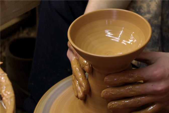 陶芸体験のイメージ